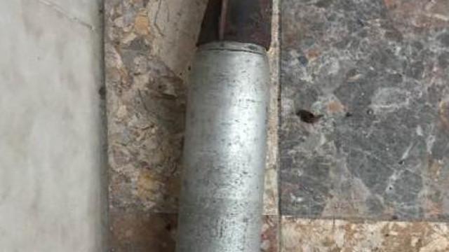 Homem guardou bomba ativa da II Guerra Mundial em casa durante 70 anos