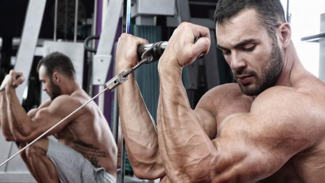 Treinar em frente ao espelho não é vaidade, é saber treinar