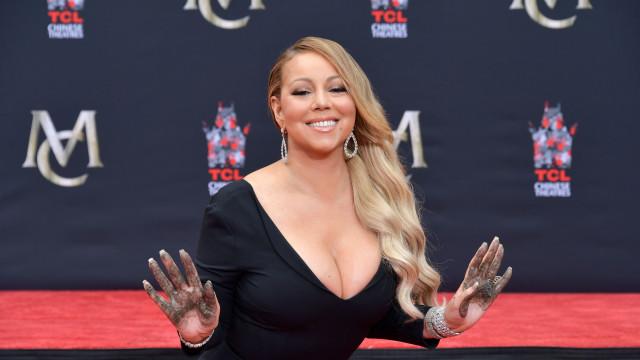 Após cirurgia, Mariah Carey emagrece a 'olhos vistos'