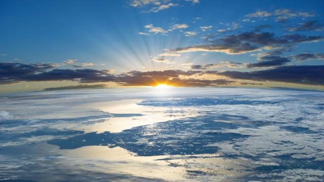 Descoberta a origem da água?