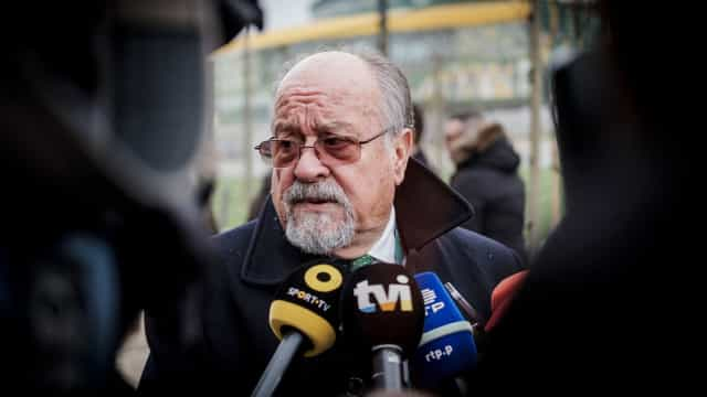 """""""AG está em perigo por chantagem de Bruno de Carvalho"""""""