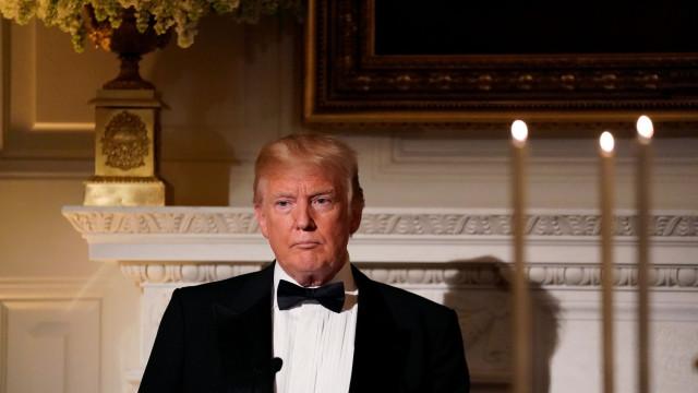 """Trump evocou """"três ou quatro datas"""" para encontro com Kim Jong-un"""