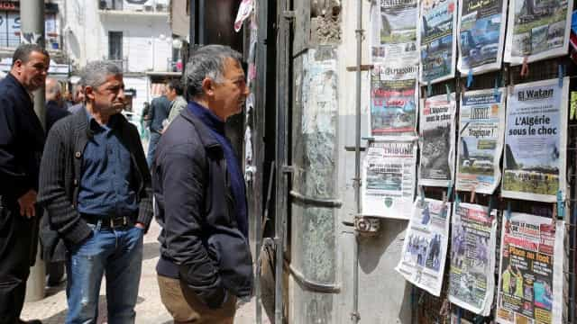 Chuvas torrenciais na Argélia provocam 5 mortos nas últimas 48 horas