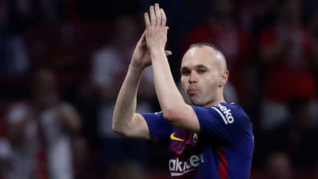 Andrés Iniesta de regresso ao Barcelona? Sim, mas só por um dia...