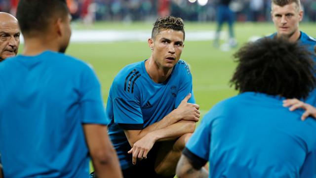 Cristiano Ronaldo recupera de lesão através da acupuntura
