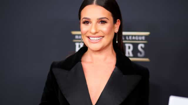 Lea Michele elogiada após partilhar foto sem maquilhagem