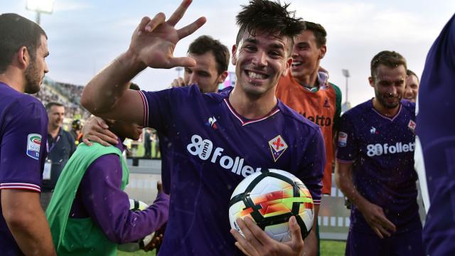 Simeone quer o filho no Atlético de Madrid, mas não sairá barato