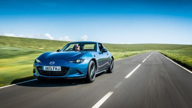 Mazda MX-5: Nova 'versão' chega com motor revisto em altas