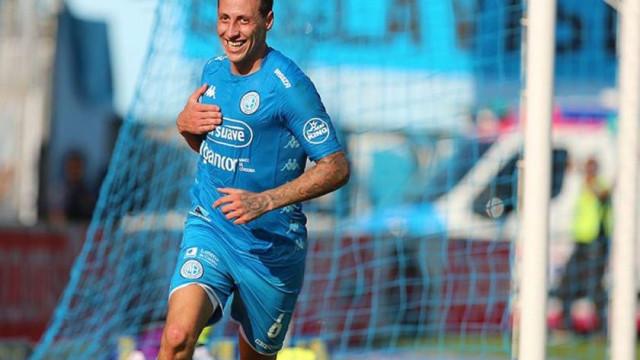 Cristian Lema já não foge ao Benfica