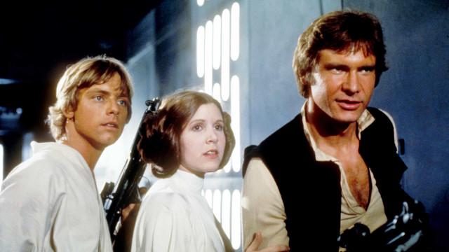 Leilão de objetos de 'Star Wars' e 'Ben Hur' rendeu cinco milhões