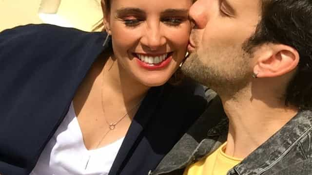 """Marta Andrino declara-se: """"Todos os dias sei que te amo mais"""""""