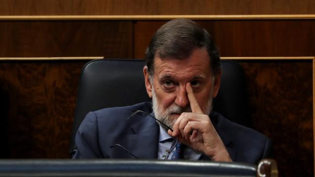 Rajoy é baixa de última hora na final da Champions