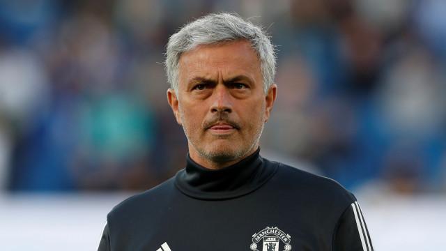 Mourinho aceita um ano de pena suspensa e multa de quase dois milhões