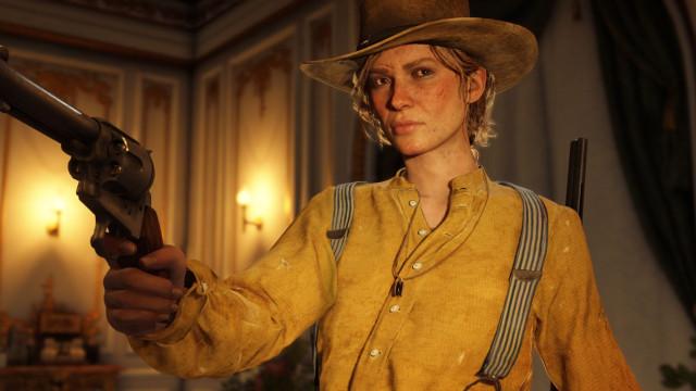 'Red Dead Redemption 2' é candidato a jogo do ano. Veja as novas imagens