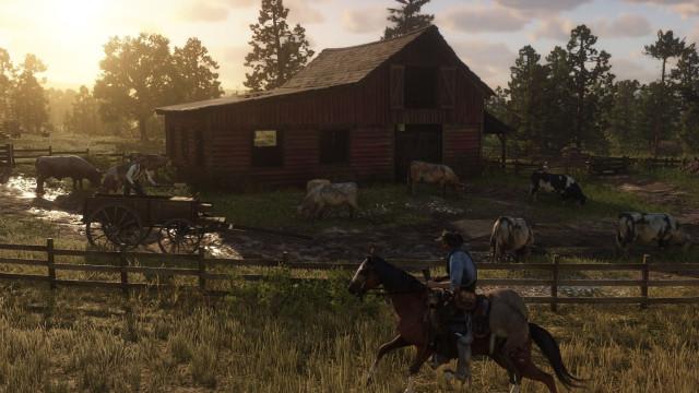 'Red Dead Redemption 2' continua a impressionar com novo trailer