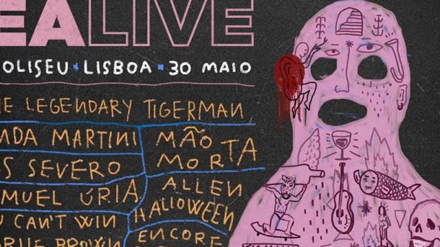 """Celebrar """"a primeira linha"""" da música portuguesa com vinho à mistura"""