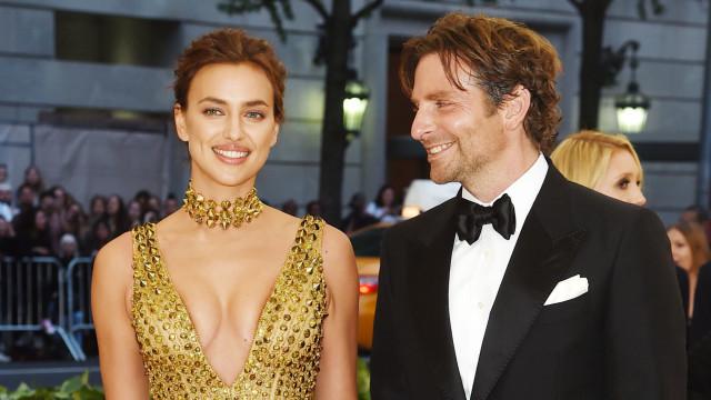 Filha de Irina Shayk e Bradley Cooper rouba as atenções por onde passa
