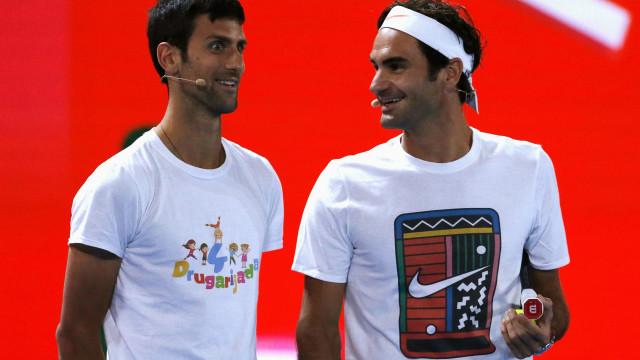 """""""Federer é um grande campeão, mas um homem pequeno"""""""