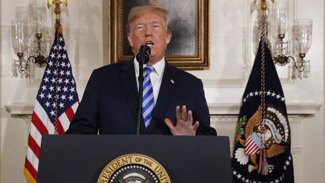 """""""É possível"""" que acordo com Coreia do Norte """"não dê certo"""", diz Trump"""