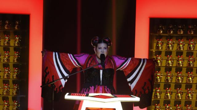 Tel Aviv é a forte candidata a acolher a Eurovisão do próximo ano