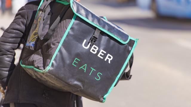 Uber Eats já chegou à Margem Sul