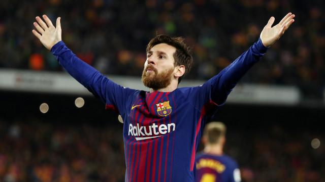 """""""Messi é o único jogador no mundo capaz de decidir o jogo sozinho"""""""