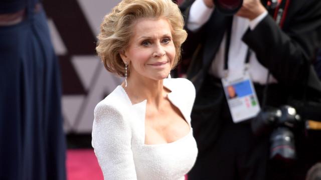 Jane Fonda critica beijos cinematográficos da atualidade
