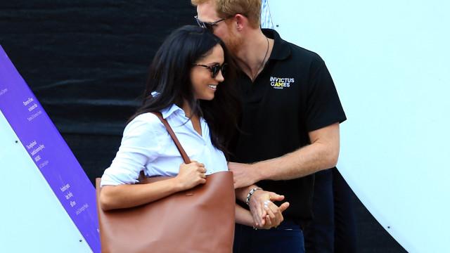 Os momentos mais carinhosos da família real britânica