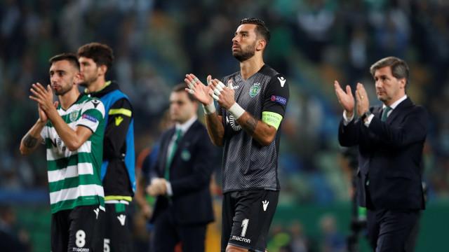 Os mais de 100 milhões aos quais o Sporting pode dizer adeus