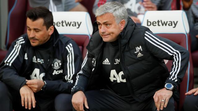 Mourinho queixa-se, mas e se tiver sido o mais sortudo da Premier League?