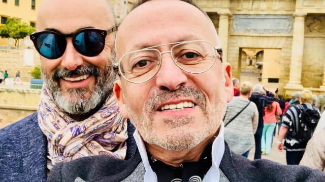 Marido de Manuel Lúis Goucha vai para a TVI? Apresentador reage à notícia