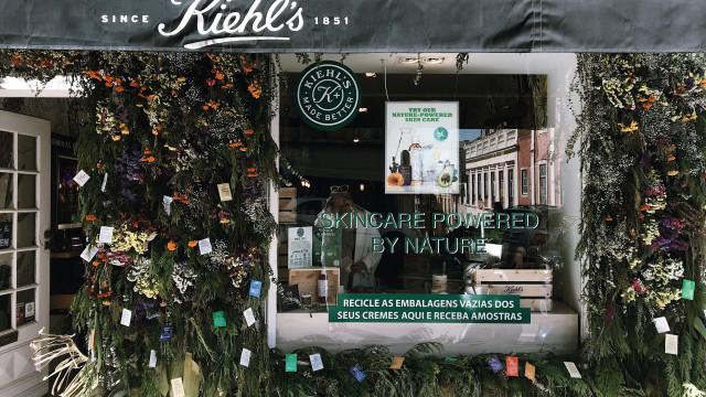 A Kiehl's estende a sua campanha de reciclar (e ser recompensado)