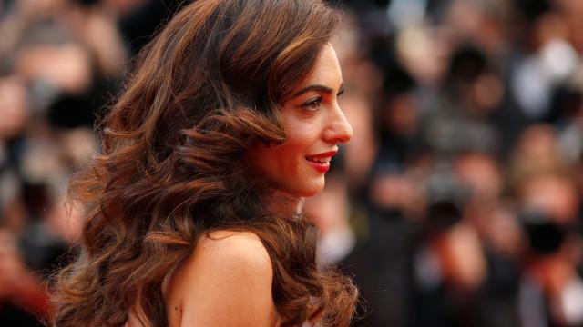 """Amal Clooney: """"Também sou refugiada"""""""