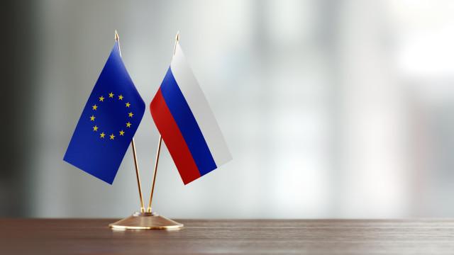 """Rússia denuncia novas sanções da UE de """"ingerência em assuntos internos"""""""
