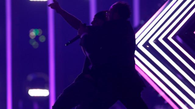 Já se sabe quem é o invasor do palco da Eurovisão