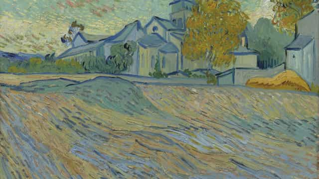 Quadros de Van Gogh e Picasso vão a leilão na terça-feira