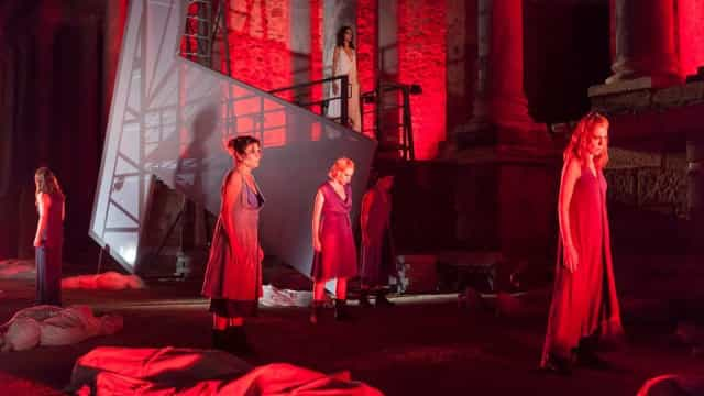 Teatro, dança e uma produção portuguesa no 64.º Festival de Mérida