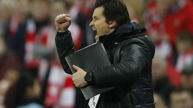 Rui Faria estreia-se como treinador principal no Qatar com goleada