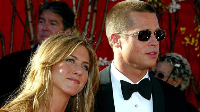 Revista garante que Brad Pitt e Jennifer Aniston estão juntos de novo