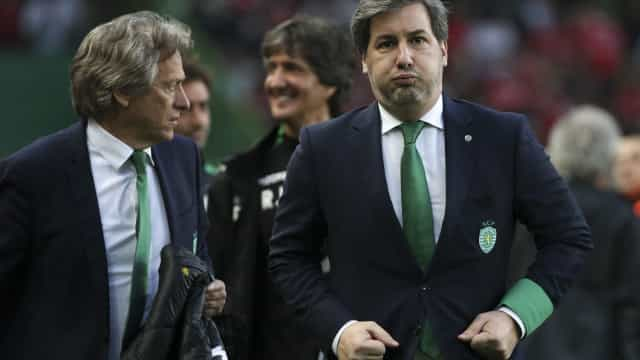 Jorge Jesus dificilmente continuará no Sporting