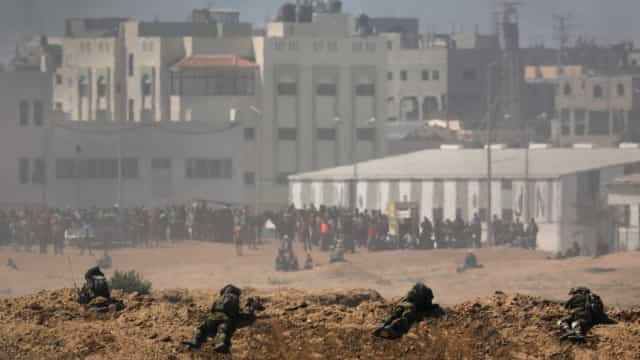 Adolescente palestiniano morto pelo exército israelita na Faixa de Gaza
