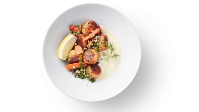 IKEA lança almôndegas de salmão nos seus restaurantes em Portugal