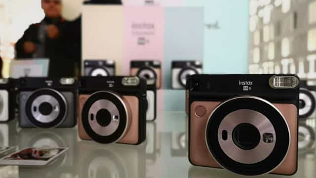 Instax Square SQ6, a câmara ideal para os aficionados do Instagram