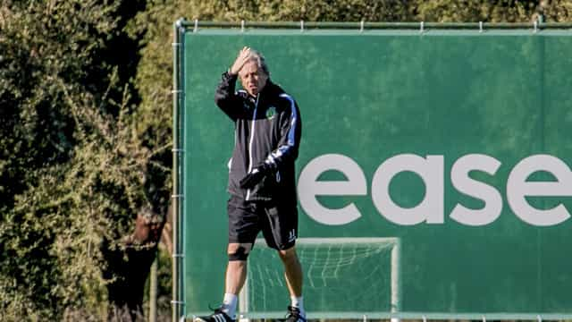Sporting cancela treino em Alcochete