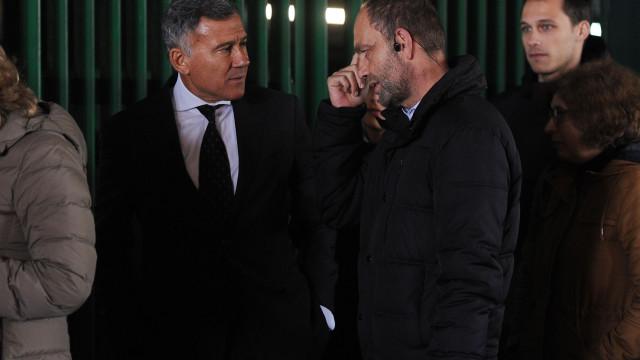 José Eduardo acusa Bruno de Carvalho de mentir