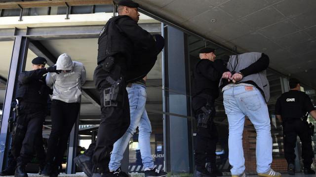 Prisão preventiva para oito arguidos do ataque em Alcochete