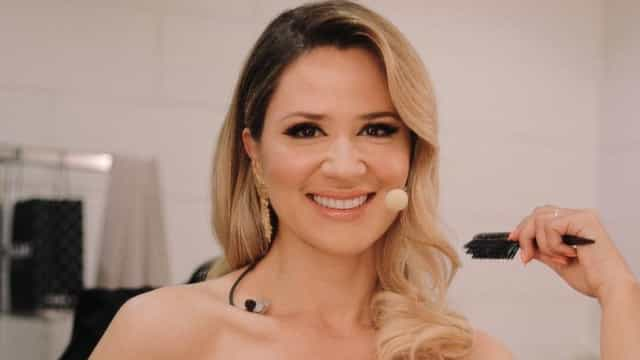 Grávida, Sílvia Alberto publica primeira foto com barriguinha