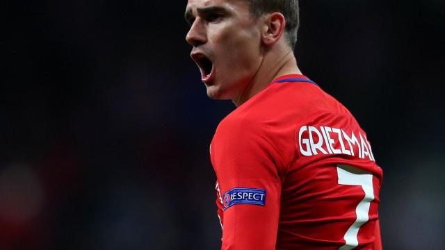 Atlético Madrid vence Liga Europa: Griezma(nia) trama gauleses