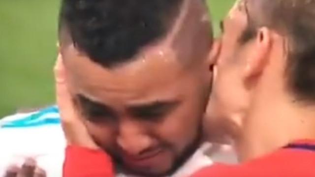 Payet tramou CR7 no Euro e acabou em lágrimas na final da Liga Europa