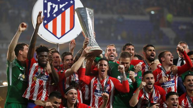 Sorte do Benfica na Champions alterada... por causa do Atlético de Madrid